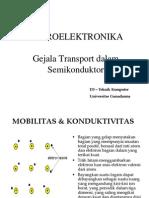 2. Gejala Transport dalam Semikonduktor.ppt