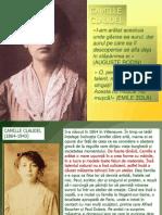 Camille Claudel - Viața Și Opera Unei Artiste de Geniu