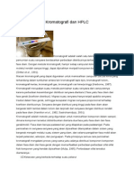 Kromatografi Dan HPLC