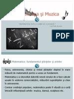 Matematica Si Muzica