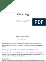 E-learning in Radiopharmacy