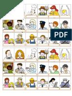 Occupation Worksheets