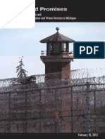 State Employee Coalition Private Prison Report