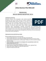 Rules Book Business Plan Universitas Terbaru