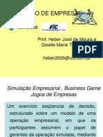 Apresentacao Jogos de Empresas