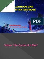 Kelahiran Dan Kematian Bintang