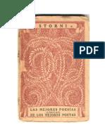 Alfonsina Storni - Las Mejores Poesias de Los Mejores Poetas XLIII