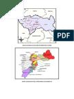 Mapa Geografico Del Departamento de Junin