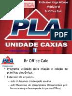 Módulo 06 - Br Office Calc