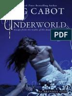Underworld Meg Cabot Chapter1