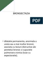 Curs 5 Bfk - Bronsiectazie