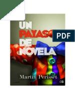 Un Payaso de Novela de Martín Perisset