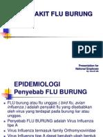 Flu Burung Presentation