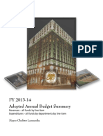 Fiscal Year 2013-2014 Adopted Annual Budget Revision 2_201404291003546998