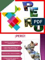Presentacion Del Peru