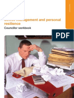 Stress Management and Personal Resilience Councillor Workbook 1
