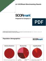 SCORmark Sample