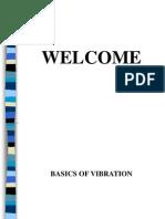 Basics of Vibration