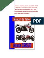 HondaCBR250R