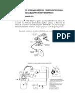 PROCEDIMIENTOS DE COMPROBACION Y DIAGNOSTICO PARA SISTEMAS ELECTRICOS AUTOMOTRICES.docx