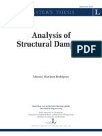 Analysis of Structural Damping
