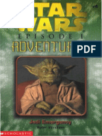 Episode 1 Adventures #4 - Jedi Emergency 1999.12