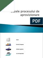 2. Bazele Procesului de Aprovizionare