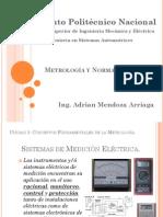 Metrologia y Normalización 2014 Mediciones Electricas