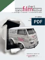 Catalogo Bolzano ShortFilmFestival 2009