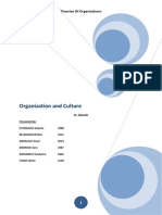 Rapport Organizations and Culture