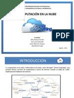 Grupo 5. Cloud Computing Exposicion