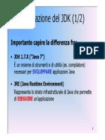 How to install JDK 1.7 (Italian)