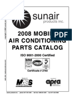 2008 a/c Sunair Catalog