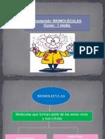 biomoleculas 8º