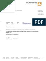 Folder MAURER Elastomeric Bearings