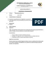 GUÍA 03 Algoritmica y Programacion