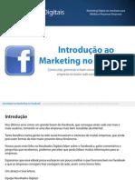 Novo eBook Marketing No Facebook