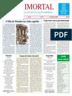 Jornal Espirita o Imortal - fonte www.oconsolador.com.br=Novembro_2006