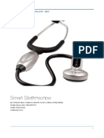 Diagnostic Stethoscope Project Synopsis
