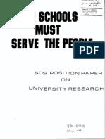 (1969) GWU SDS