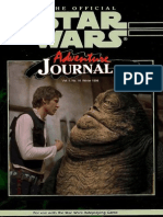 Star Wars - Adventure Journal Vol.01 No.16 (West End Games) (1998)