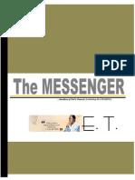 The MESSENGER    The Messenger