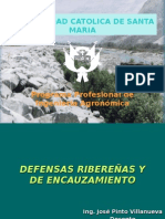 Defensas Ribereñas