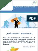 La Gestión de Recursos Humanos Por Competencias