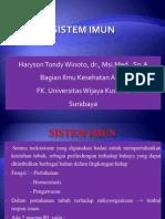 Dr.haryson,SpA(Kuliah SISTEM IMUN)