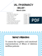 The Brief Illness Perception (Group C-7)
