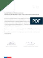 Implementacion Ajuste Curricular III) y IV) Medio 2013 - 2014