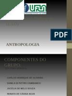 Sintese Antropologia Grupo 1