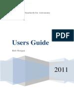 ASCOM Users Guide
