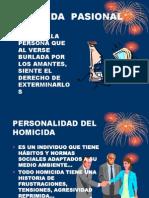 PERSONALIDAD HOMICIDA